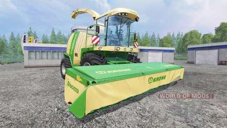 Krone XDisc 6200 für Farming Simulator 2015