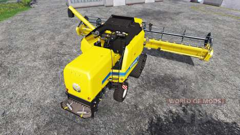 New Holland TC5.90 [ATI Wheels] pour Farming Simulator 2015