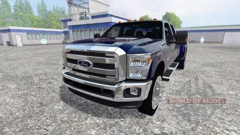 Ford F-350 Super Duty v2.0 für Farming Simulator 2015