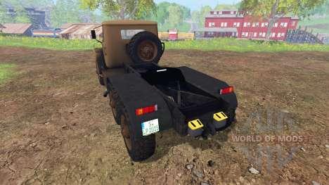 Ural-4320 v1.0 pour Farming Simulator 2015