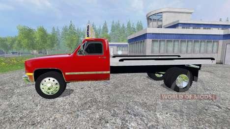 GMC 3500 1986 für Farming Simulator 2015