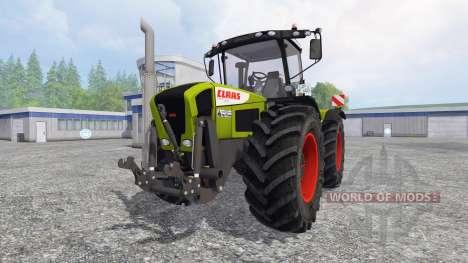 CLAAS Xerion 3300 TracVC v3.5 für Farming Simulator 2015