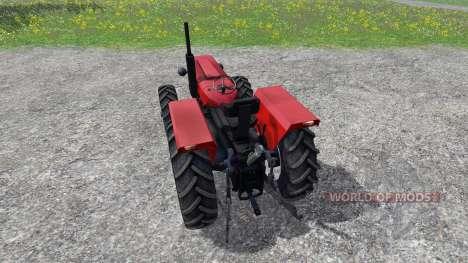 Zetor 6945 pour Farming Simulator 2015