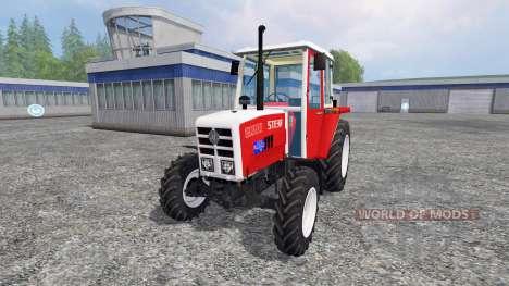 Steyr 8060A SK1 für Farming Simulator 2015