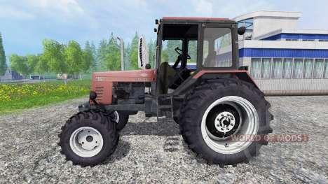 MTZ-82.1 Belarus für Farming Simulator 2015