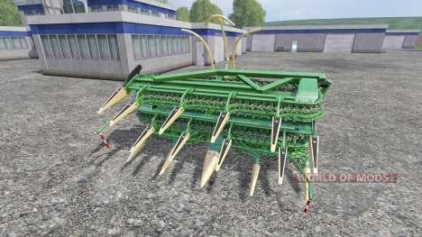 Krone Easy Collect 1053 pour Farming Simulator 2015