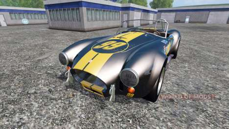 AC Shelby Cobra 427 v2.0 für Farming Simulator 2015