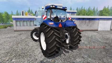 New Holland T8.420 [blue power] pour Farming Simulator 2015