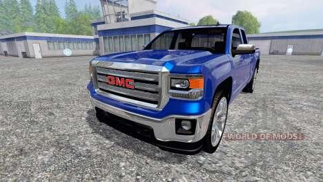 GMC Sierra 1500 2014 für Farming Simulator 2015