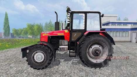 MTZ-1221В.2 pour Farming Simulator 2015
