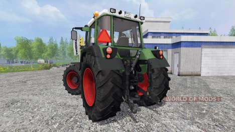 Fendt 312 Vario TMS [washable] pour Farming Simulator 2015