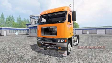 Freightliner Argosy [DayCab] für Farming Simulator 2015