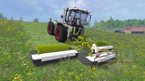 CLAAS Disco 9100 v2.0 pour Farming Simulator 2015
