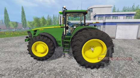 John Deere 8530 [USA] v3.0 pour Farming Simulator 2015