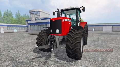 Massey Ferguson 6499 pour Farming Simulator 2015