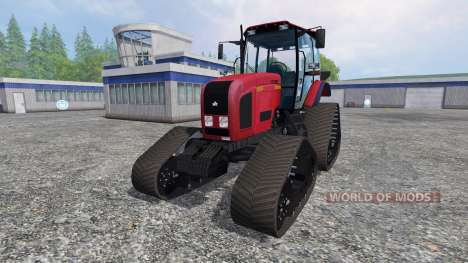 Belarus-2022.3 [crawler] für Farming Simulator 2015