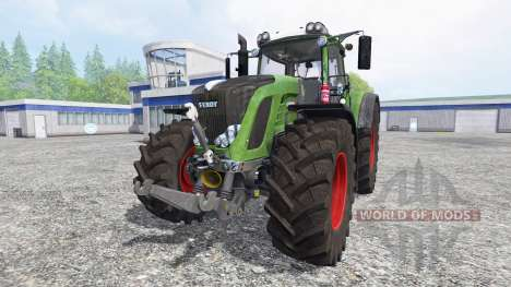 Fendt 927 Vario [washable][final] für Farming Simulator 2015