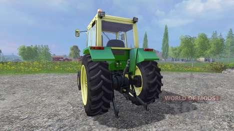 John Deere 1130 pour Farming Simulator 2015