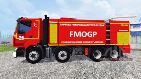 Renault Lander FMOGP pour Farming Simulator 2015