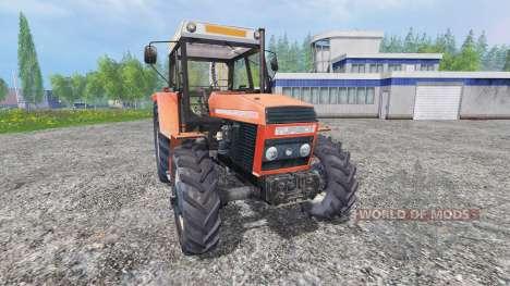 Zetor 10145 Turbo pour Farming Simulator 2015