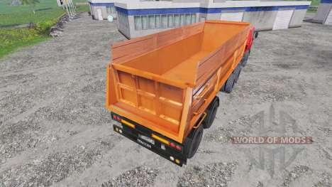 KamAZ-5410 [nord-ouest de l'Alliance de concepte pour Farming Simulator 2015