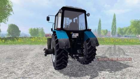 MTZ-1221 Belarus für Farming Simulator 2015