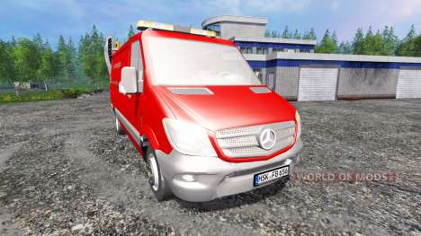 Mercedes-Benz Sprinter 2014 für Farming Simulator 2015