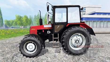 MTZ 820.4 Biélorusse v1.0 pour Farming Simulator 2015