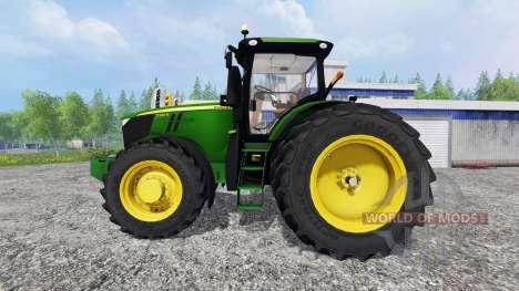 John Deere 7310R [USA] v1.5 für Farming Simulator 2015