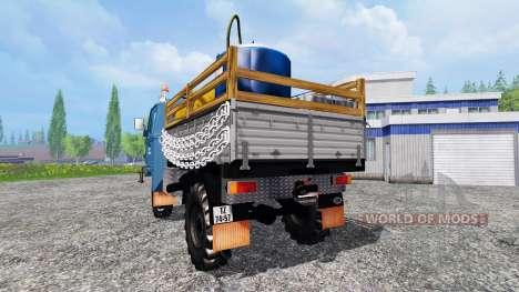 Robur LD 3000 pour Farming Simulator 2015