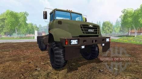 Der KrAZ B18.1 v3.0 für Farming Simulator 2015