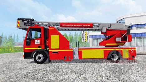 Iveco EuroCargo Camiva pour Farming Simulator 2015
