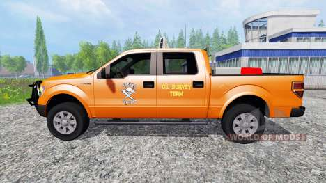 Ford F-150 [OilField Rednecks] für Farming Simulator 2015