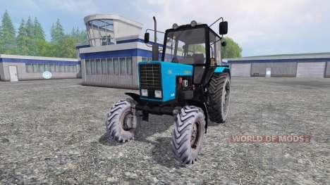 MTZ-82.1 v2 Weißrussisch.1 für Farming Simulator 2015