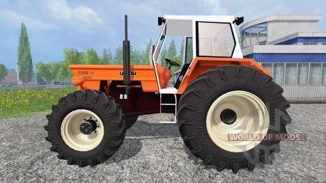 Fiat 1300 DT super v1.1 pour Farming Simulator 2015
