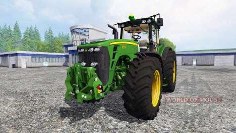 John Deere 8530 v1.3 pour Farming Simulator 2015