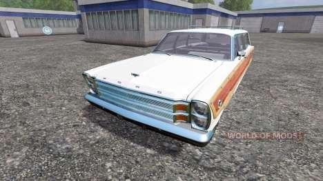 Ford Country Squire 1966 für Farming Simulator 2015