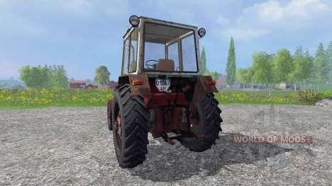 UMZ-6KM pour Farming Simulator 2015