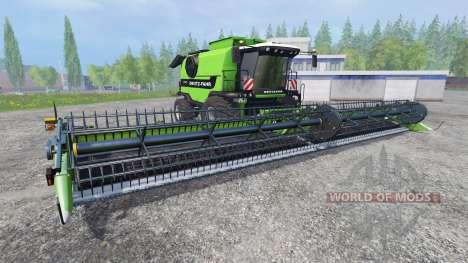 Deutz-Fahr 7545 Super Flex Draper für Farming Simulator 2015
