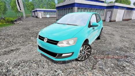 Volkswagen Polo v1.0 für Farming Simulator 2015