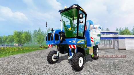New Holland 9060L für Farming Simulator 2015