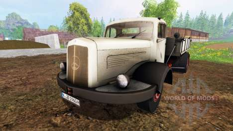 Mercedes-Benz 334K v1.05 für Farming Simulator 2015