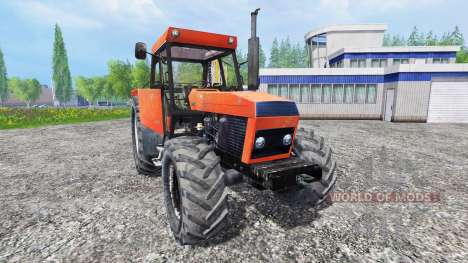 Ursus 1222 [red] für Farming Simulator 2015