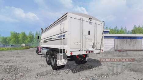 Peterbilt 379 [grain truck] für Farming Simulator 2015
