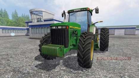John Deere 8400 [American] für Farming Simulator 2015