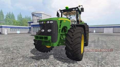 John Deere 8530 v4.0 für Farming Simulator 2015