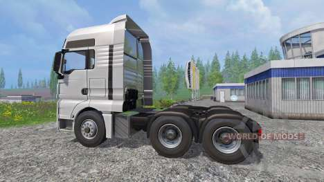MAN TGX 18.680 pour Farming Simulator 2015
