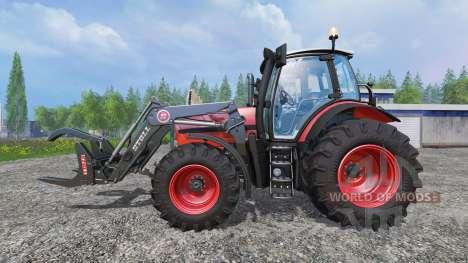 Same Fortis 190 FL v1.2 für Farming Simulator 2015
