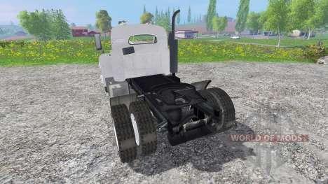 Mack B61 für Farming Simulator 2015