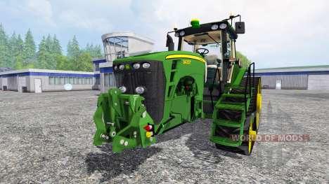 John Deere 8430T [European] v2.0 pour Farming Simulator 2015